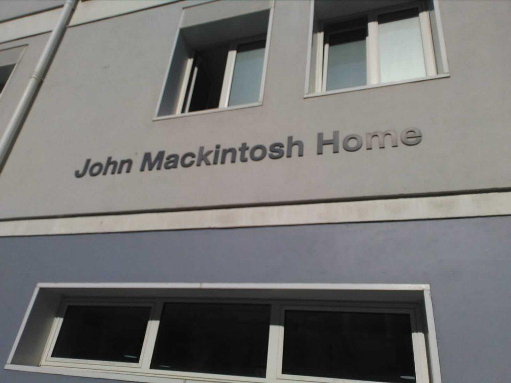 John Mackintosh Wing